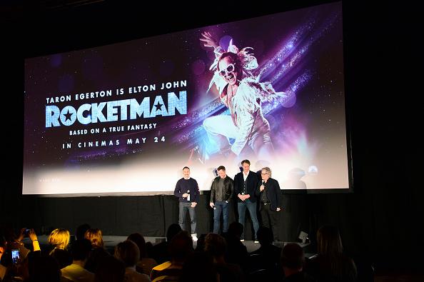 イングランド「Paramount Pictures 'Rocketman' Footage at Abbey Road」:写真・画像(2)[壁紙.com]