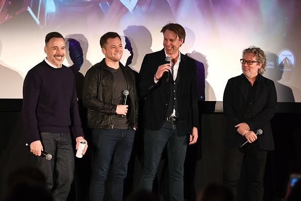 イングランド「Paramount Pictures 'Rocketman' Footage at Abbey Road」:写真・画像(3)[壁紙.com]