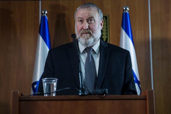 Attorney General「Israel's Attorney General Announces Netanyahu Indictment」:写真・画像(19)[壁紙.com]