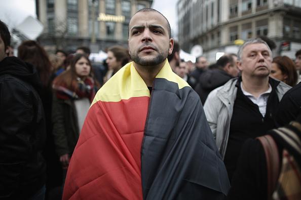 Brussels-Capital Region「Belgium Mourns After Deadly Brussels Terror Attacks」:写真・画像(9)[壁紙.com]