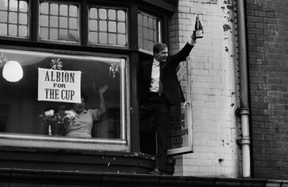 William Lovelace「West Bromwich Albion Win FA Cup」:写真・画像(14)[壁紙.com]