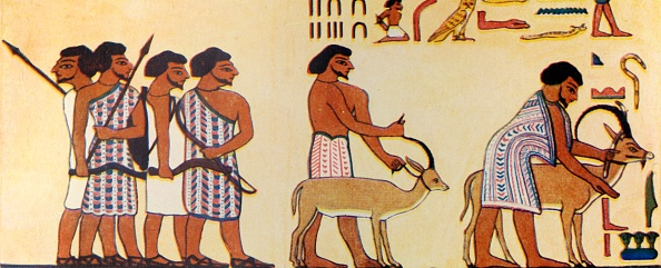 Middle East「How An Ancient Egyptian Painted The Coming Of The Israelites Into Egypt」:写真・画像(9)[壁紙.com]