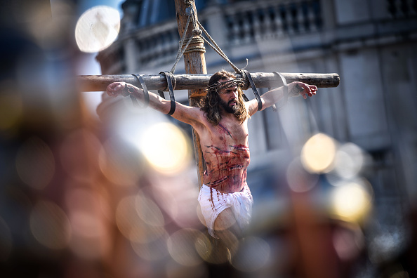 Holy Week「The Wintershall Estate Presents The Passion Of Jesus」:写真・画像(18)[壁紙.com]