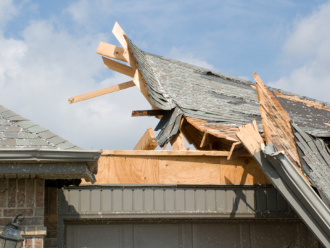 Start Button「Tornado Removed the Roof」:スマホ壁紙(4)