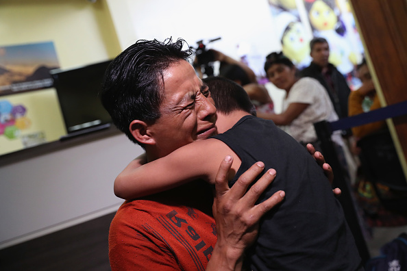 Month「Immigrant Children Reunited With Deported Parents In Guatemala」:写真・画像(3)[壁紙.com]