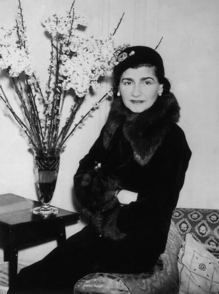 Portrait「Coco Chanel」:写真・画像(16)[壁紙.com]