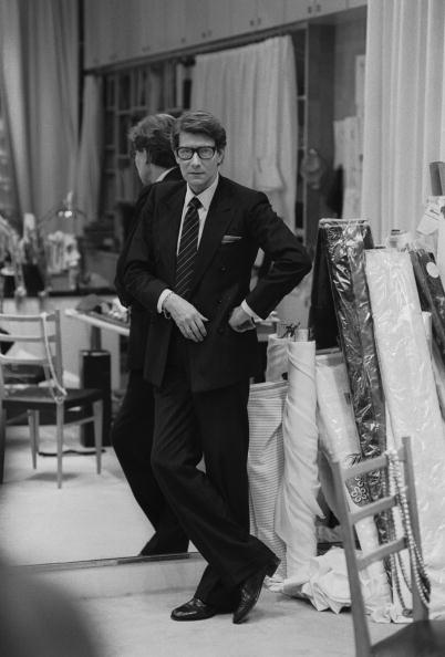 One Man Only「Yves Saint Laurent」:写真・画像(5)[壁紙.com]
