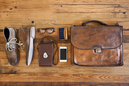 Hipster - Person「Hipster business kit」:スマホ壁紙(3)