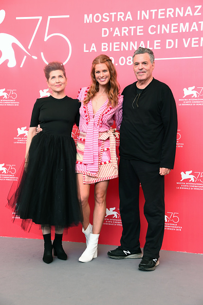 """Eamonn M「""""A Letter To A Friend In Gaza And Tramway In Jerusalem"""" Photocall - 75th Venice Film Festival」:写真・画像(3)[壁紙.com]"""