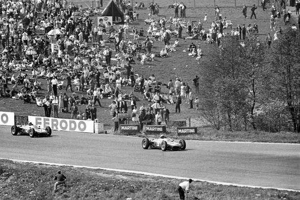 Motor Racing Track「Phil Hill, Ricardo Rodriguez, Grand Prix Of Belgium」:写真・画像(18)[壁紙.com]