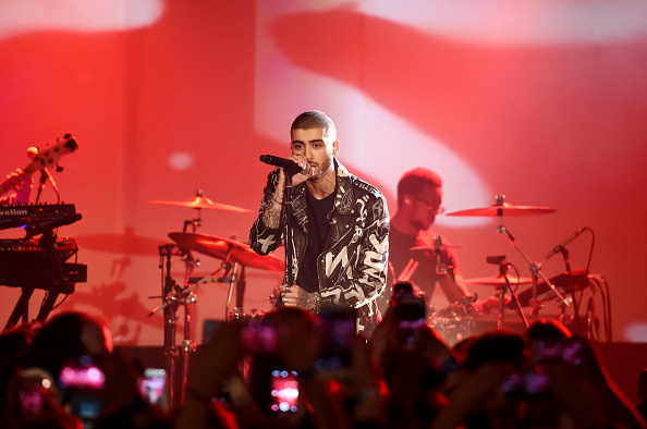 iHeartRadio「ZAYN Album Release Party On The Honda Stage At The iHeartRadio Theater」:写真・画像(7)[壁紙.com]