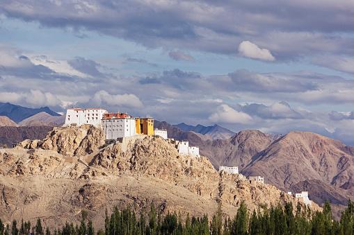 Tibetan Culture「Thiksey gompa, Ladakh, India」:スマホ壁紙(11)