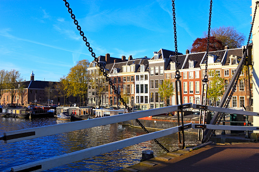 Amsterdam「Magere Brug, Amsterdam」:スマホ壁紙(15)