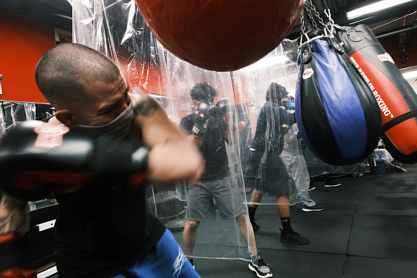 Brooklyn - New York「As Pandemic Surges, A Brooklyn Boxing Club Tries To Hang On」:写真・画像(4)[壁紙.com]