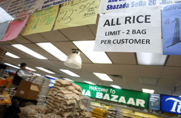 Long Grain Rice「Asian Communities In New York Affected By Rice Price Increases」:写真・画像(2)[壁紙.com]