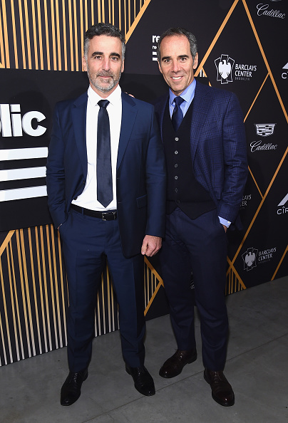 Ciroc「Republic Records Celebrates the GRAMMY Awards in Partnership with Cadillac, Ciroc and Barclays Center - Red Carpet」:写真・画像(0)[壁紙.com]