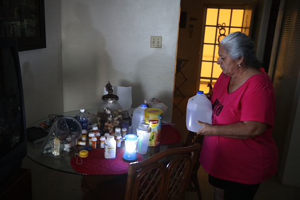Water「Puerto Rico Faces Extensive Damage After Hurricane Maria」:写真・画像(1)[壁紙.com]