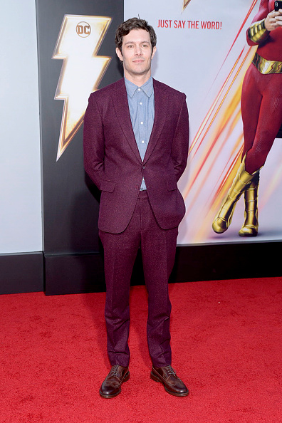 "Adam Brody「Warner Bros. Pictures And New Line Cinema's World Premiere Of ""SHAZAM!"" - Arrivals」:写真・画像(18)[壁紙.com]"