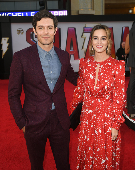 """Leighton Meester「Warner Bros. Pictures And New Line Cinema's World Premiere Of """"SHAZAM!"""" - Red Carpet」:写真・画像(10)[壁紙.com]"""