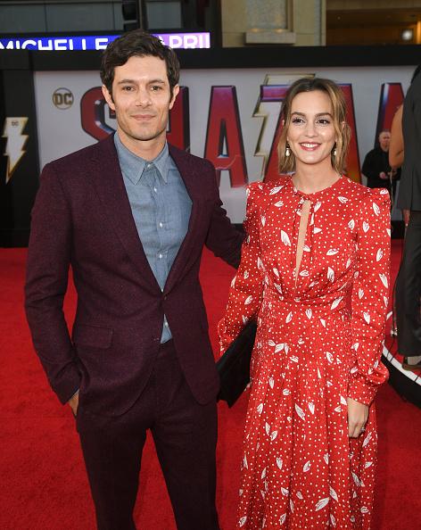 "Adam Brody「Warner Bros. Pictures And New Line Cinema's World Premiere Of ""SHAZAM!"" - Red Carpet」:写真・画像(4)[壁紙.com]"