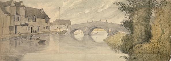 Pencil「Hythe Bridge」:写真・画像(19)[壁紙.com]