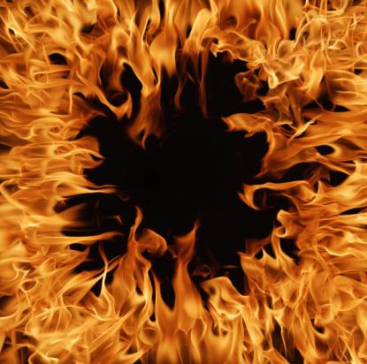 Flame「 Flames of fire」:スマホ壁紙(6)