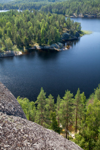 International Biosphere Reserves「Lake Saimaa in Finland」:スマホ壁紙(16)