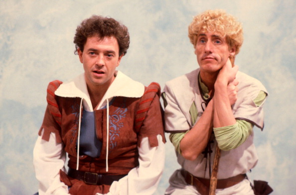 Stage Costume「Michael Kitchen And Roger Daltrey」:写真・画像(12)[壁紙.com]