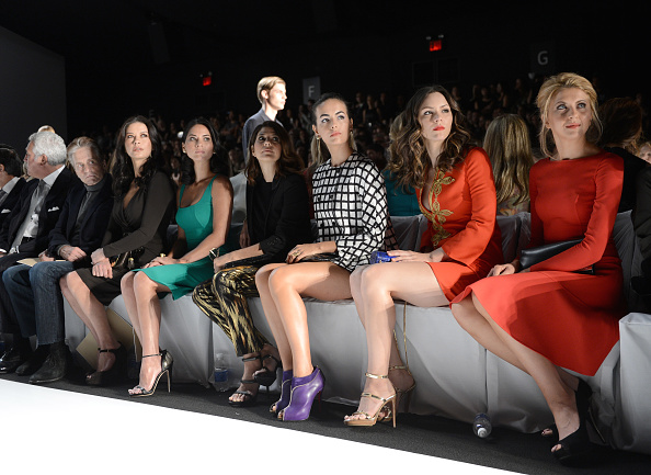 Camilla Belle「Michael Kors - Front Row - Spring 2013 Mercedes-Benz Fashion Week」:写真・画像(0)[壁紙.com]