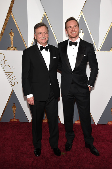 Lace-up「88th Annual Academy Awards - Arrivals」:写真・画像(14)[壁紙.com]