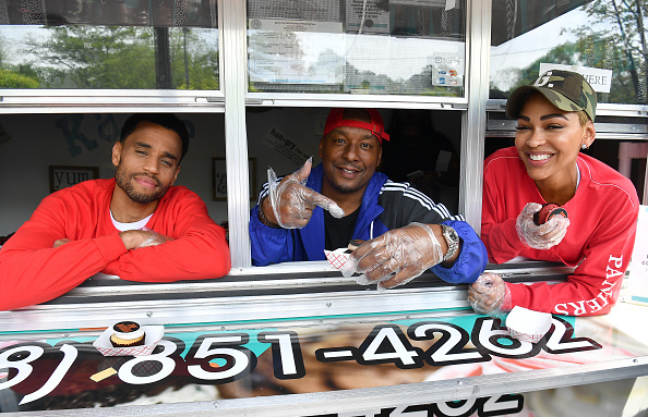 Sweet Food「The Intruder Invades Clark Atlanta University's Spring Fest 2019 With Michael Ealy, Meagan Good, And Deon Taylor」:写真・画像(8)[壁紙.com]