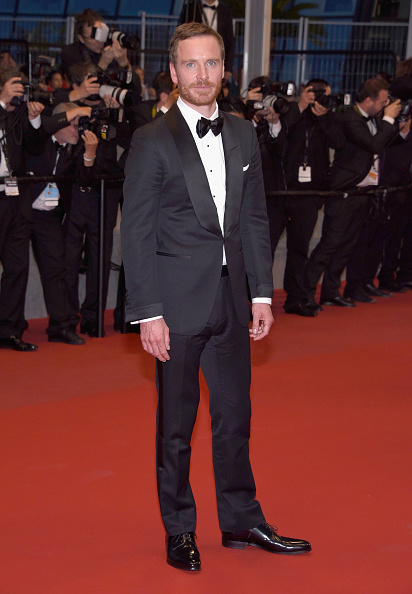 蝶ネクタイ「'Macbeth' Premiere - The 68th Annual Cannes Film Festival」:写真・画像(3)[壁紙.com]
