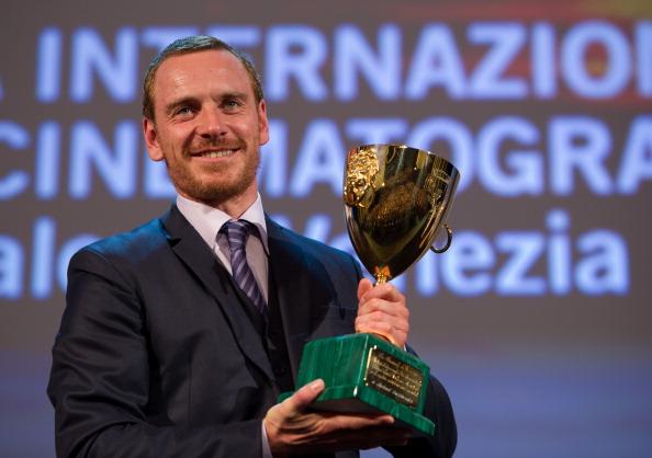 Best Actor「Closing Ceremony Inside - 68th Venice Film Festival」:写真・画像(4)[壁紙.com]
