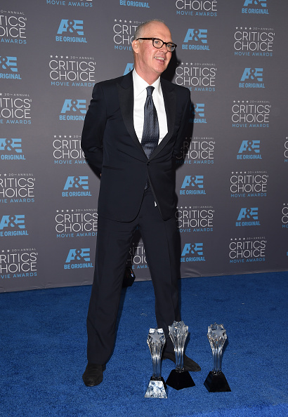 Best Actor「20th Annual Critics' Choice Movie Awards - Press Room」:写真・画像(16)[壁紙.com]
