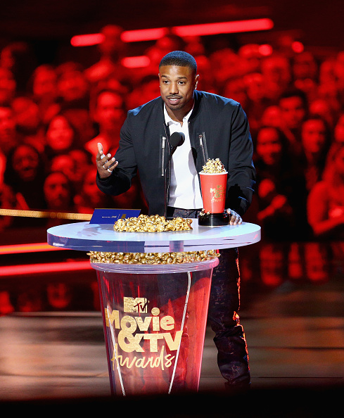 Rich Fury「2018 MTV Movie And TV Awards - Show」:写真・画像(0)[壁紙.com]