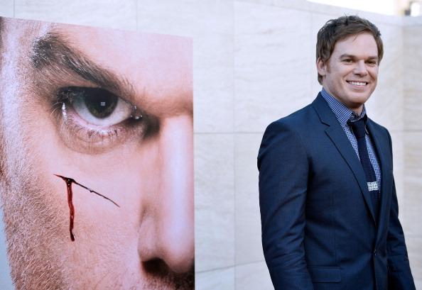 マイケル・C・ホール「Showtime Celebrates 8 Seasons Of 'Dexter' - Arrivals」:写真・画像(12)[壁紙.com]