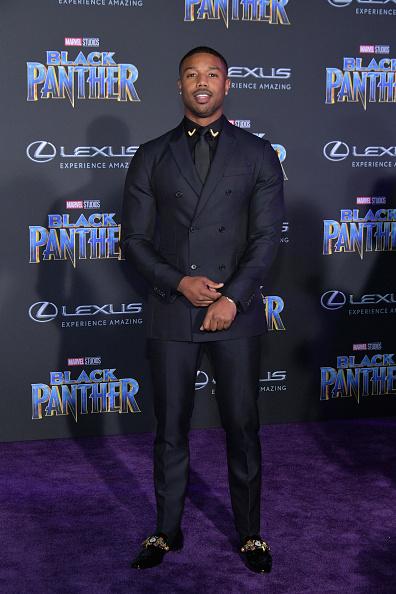 """Film Premiere「Premiere Of Disney And Marvel's """"Black Panther"""" - Arrivals」:写真・画像(8)[壁紙.com]"""