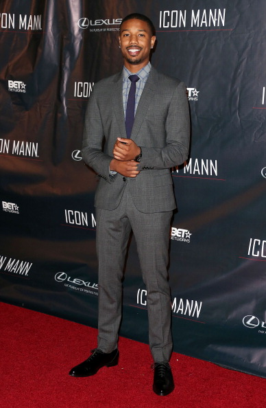 Tartan check「ICON MANN 2nd Annual POWER 50 Pre-Oscar Dinner」:写真・画像(17)[壁紙.com]