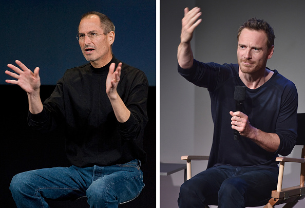 Composite Image「FILE PHOTO:  Michael Fassbender To Play Steve Jobs In Biopic Role」:写真・画像(2)[壁紙.com]