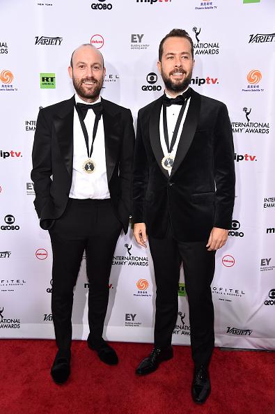 International Emmy Awards「46th Annual International Emmy Awards - Arrivals」:写真・画像(10)[壁紙.com]