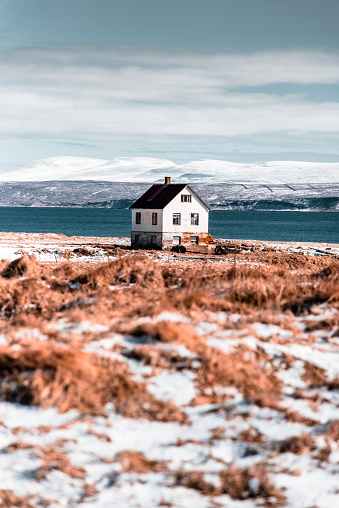 Remote Location「fisherman house in iceland」:スマホ壁紙(3)