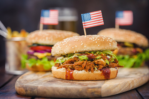 Fourth of July「Homemade Pulled Pork Sandwich」:スマホ壁紙(6)