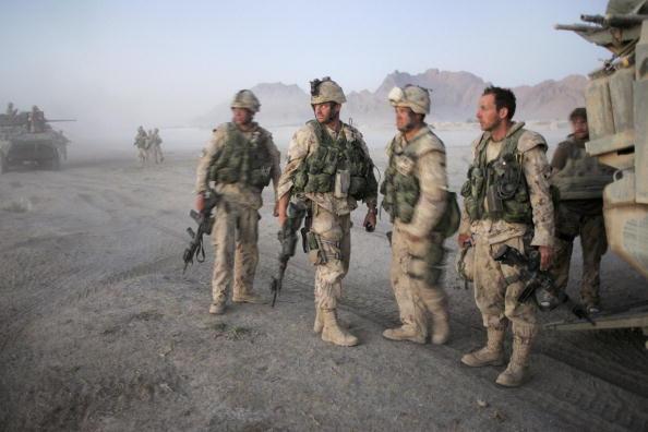 カナダ文化「Canadian Forces On Offensive Against Taliban In Kandahar Province」:写真・画像(16)[壁紙.com]