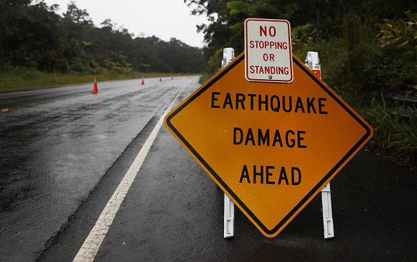 Danger「Hawaii's Kilauea Volcano Erupts Forcing Evacuations」:写真・画像(2)[壁紙.com]