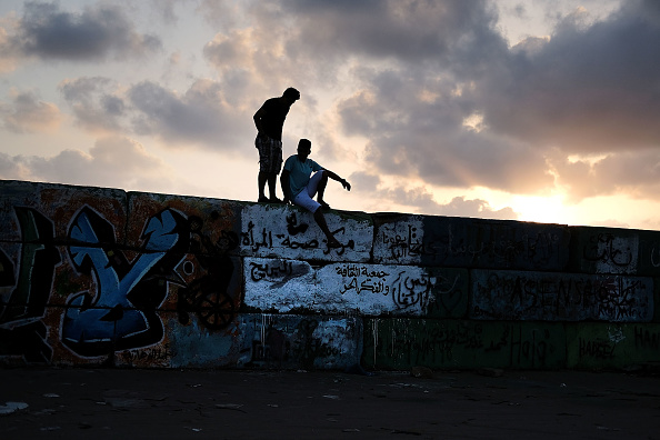 Teenager「Tensions In Gaza Remain High After Continuous Border Clashes With Israel」:写真・画像(14)[壁紙.com]