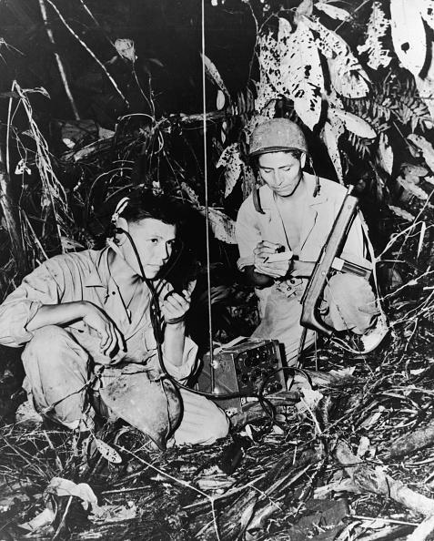 Navajo Culture「WWII Navajo Marines」:写真・画像(4)[壁紙.com]