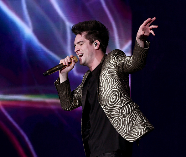 Kevin Winter「Panic! At The Disco In Concert - Inglewood, CA」:写真・画像(0)[壁紙.com]