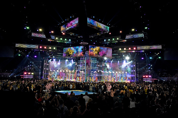 MGM Grand Garden Arena「2019 Billboard Music Awards - Show」:写真・画像(16)[壁紙.com]
