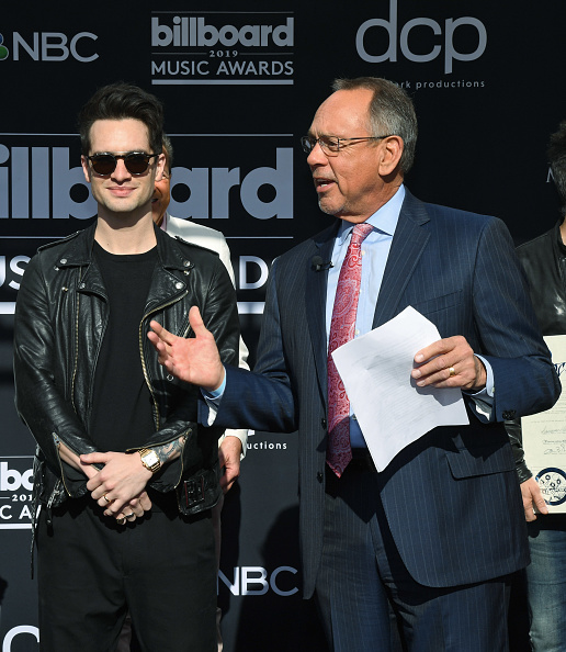 MGM Grand Garden Arena「2019 Billboard Music Awards Las Vegas Proclamation With Brendon Urie」:写真・画像(2)[壁紙.com]