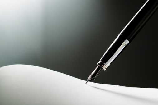 Fountain Pen「Fountain Pen」:スマホ壁紙(16)